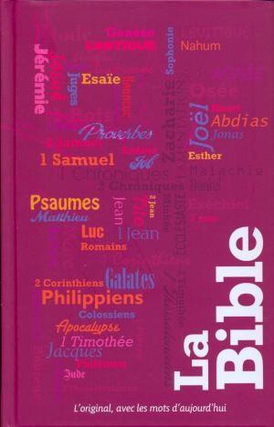 La Bible S21 - Bibbia in Francese copertina illustrata - 12212 (SG12212) [Bibbia Piccola]