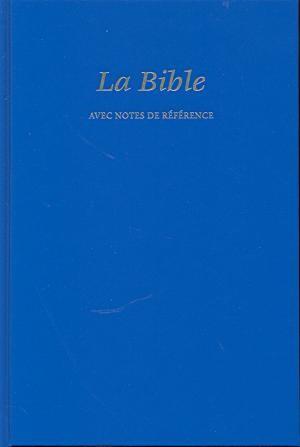 Bibbia in Francese S21 - 12437 (SG12437) Formato medio (Copertina rigida) [Bibbia Media]