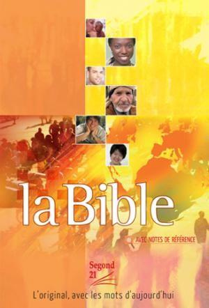 Bibbia in Francese S21 - 12411 (SG12411) (Copertina rigida) [Bibbia Media]