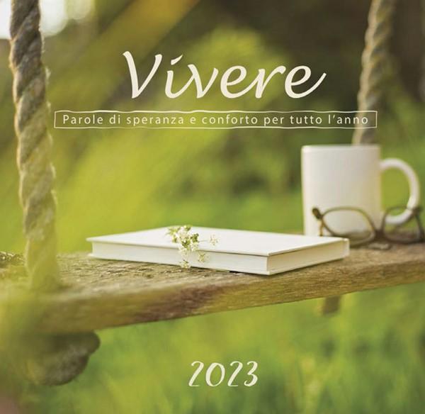 Calendario Vivere 2019 - Con meditazioni (Spirale)