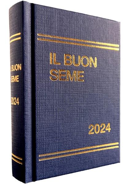 Calendario Biblico Il buon seme a Libro Edizione 2020 (Copertina rigida)