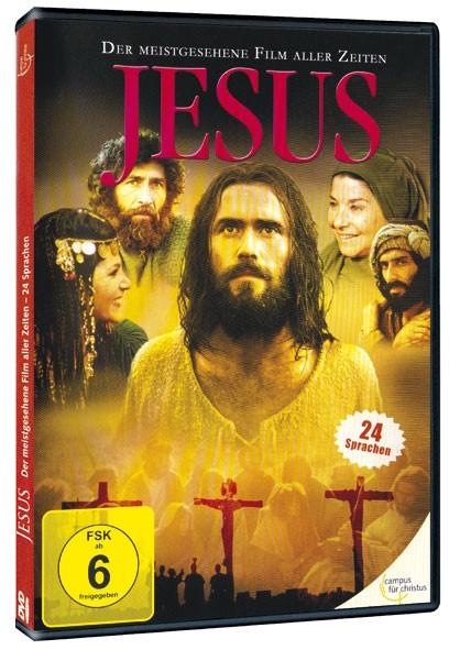 Jesus - Edizione speciale in 24 lingue