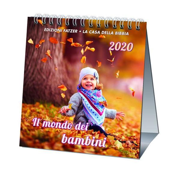 Calendario Il mondo dei bambini 2020 (Spirale)