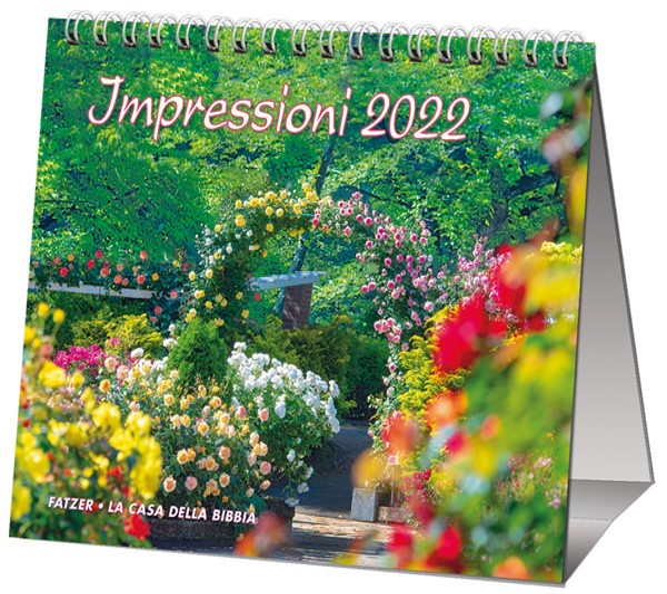 Calendario Impressioni 2019