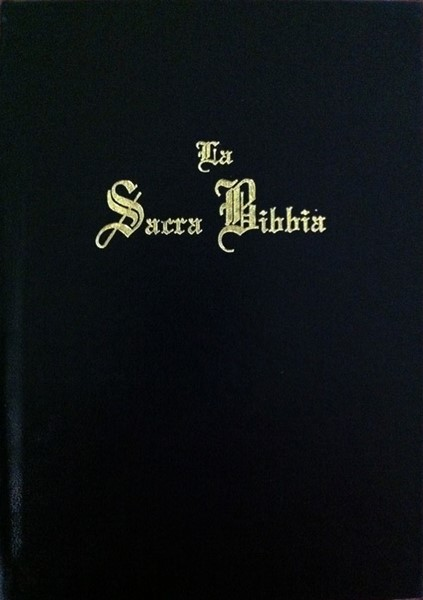 La Sacra Bibbia Diodati (Copertina rigida)
