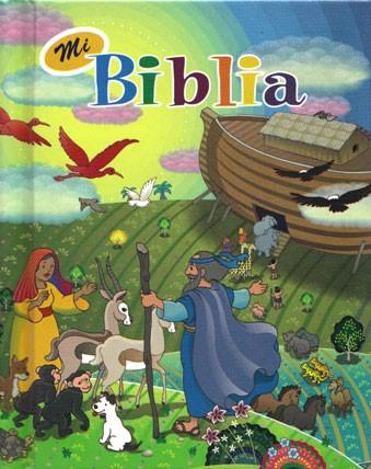 Mi Biblia - Historias de la Biblia (Rilegatura Rigida)