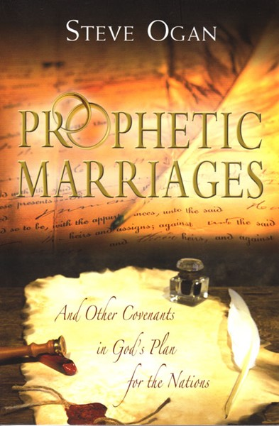 Profetic marriages - And other covenants in God's plan for the nations (Brossura)