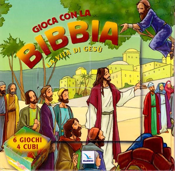 Gioca con la Bibbia - La vita di Gesù (Scatola)