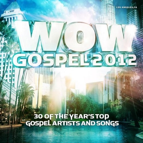 WOW Gospel 2012 Doppio CD