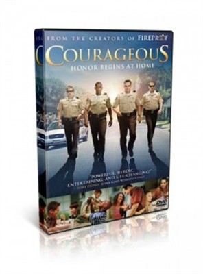 Courageous DVD (Versione in Lingua Inglese, Tedesca, Francese)