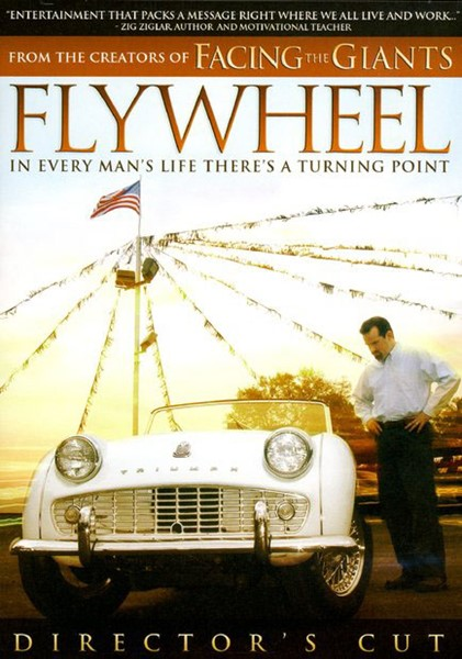 Flywheel DVD - In lingua originale con sottotitoli in Italiano