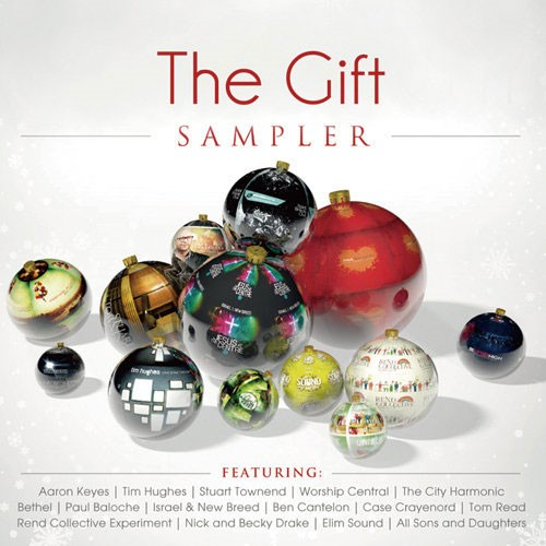 The Christmas Gift Sampler