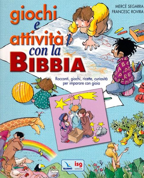 Giochi e attività con la Bibbia (Brossura)