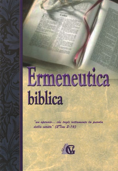 Ermeneutica Biblica (Brossura)