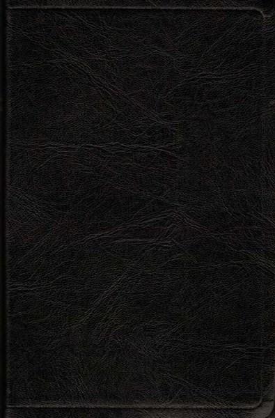 La Sacra Bibbia Luzzi in Pelle, Taglio Oro e Rubrica (Pelle)