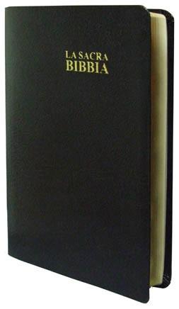 Bibbia Nuova Diodati - C03PN - Formato piccolo (Pelle)