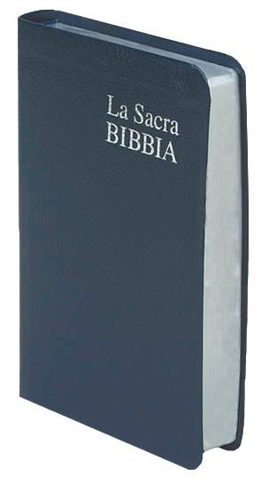Bibbia Nuova Diodati - C03PB - Formato piccolo (Pelle)