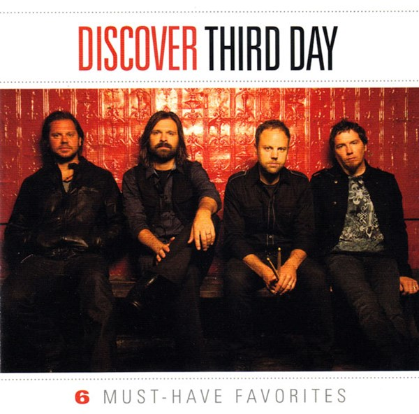 Discover Third Day [CD]