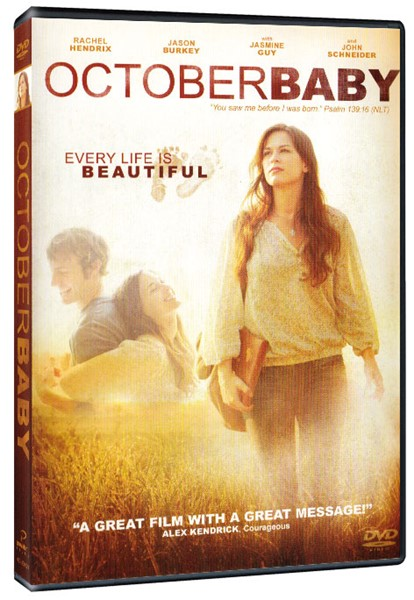 October Baby DVD - Film in Inglese e Spagnolo con Contenuti Speciali [DVD]