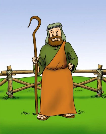 Il Buon Pastore - Lezione per bambini sulla