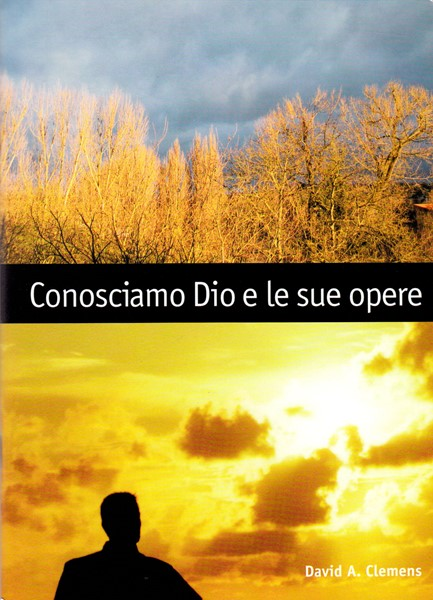 Conosciamo Dio e le sue opere - Manuale per lo studente (Spillato)