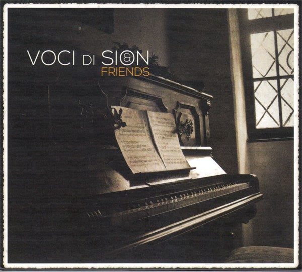 Voci di Sion & Friends (Cartoncino)