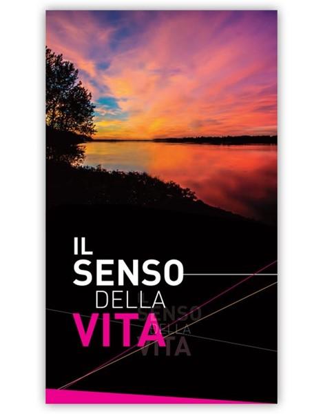 Il senso della vita - 200 opuscoli (Volantino)