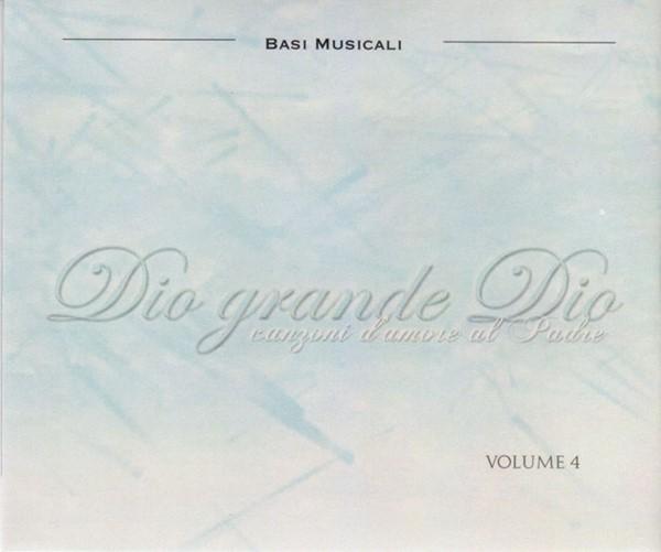 Canzoni d'amore al Padre vol. 4 - Basi Musicali Audio