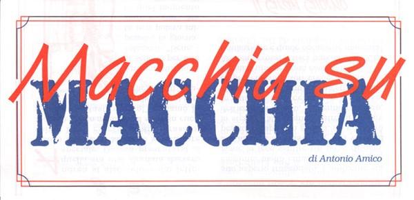 Macchia su macchia - 10 opuscoli (Pieghevole)