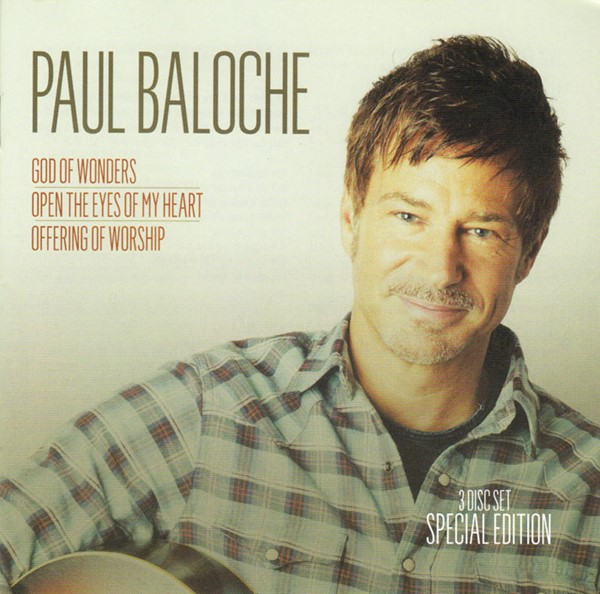 Paul Baloche Special Edition