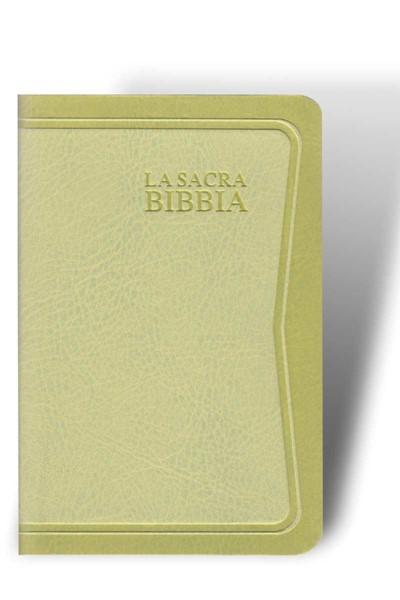 Bibbia Nuova Diodati - C03PV - Formato piccolo (Similpelle)