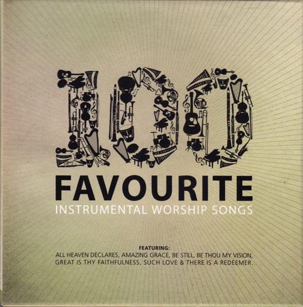100 Favourite Instrumental Worship Songs