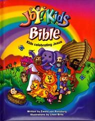 Joy Kids Bible - Kids celebrating Jesus CD Audio with 25 songs