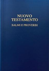 Nuovo Testamento Salmi e Proverbi - Nuova Diodati - NT812