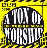 A ton of worship - 100 worship songs