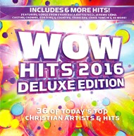 WOW Hits 2016 Deluxe Edition
