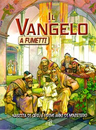 Il Vangelo a Fumetti vol. 1