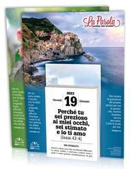 """Calendario """"La Parola giorno per giorno"""" 2021"""