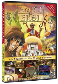 Amici ed Eroi - Serie 2 Episodi 14-16
