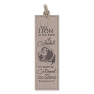 Segnalibro Lion