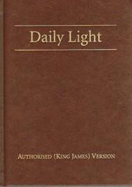 KJV Daily Light Large print
