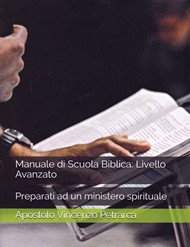 Manuale di Scuola biblica - Livello avanzato