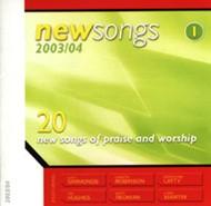 New Songs 2003 / 2004 Vol 1
