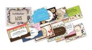 """Mini cards serie """"Love"""""""