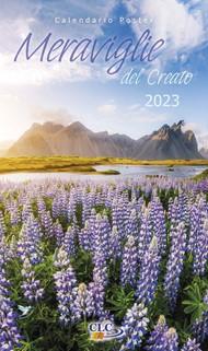 """Calendario Poster """"Meraviglie del Creato"""" 2022"""