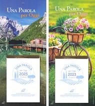 """Calendario Biblico """"Una Parola per Oggi"""" edizione 2022"""