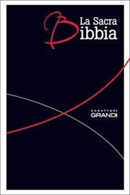 Bibbia a caratteri grandi NR06 - 36519 (SG36519)