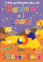 Daniele e i leoni - Libro illustrato con adesivi