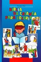 Biblia da criança para colorir - Bibbia da colorare per bambini in portoghese