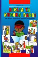 Biblia ya kupaka rangi - Bibbia da colorare per bambini in Swaili